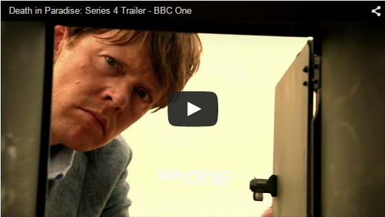 Death in Paradise Series 4 Trailer