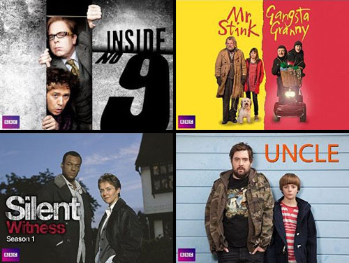 Inside No 9 Mr Stink Gangsta Granny Silent Witness Uncle