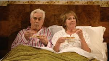 National Theatre 50 Years on Stage - Penelope Wilton and Nicholas Le Provost