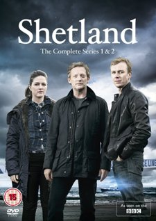 Shetland Series 1-2 DVD