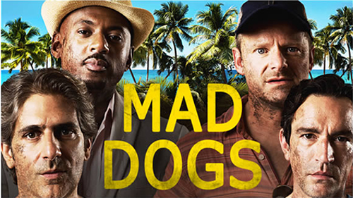 Mad Dogs Amazon Studios