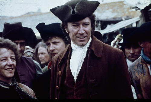Robin Ellis as Poldark