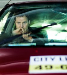 David Morrissey is The Driver
