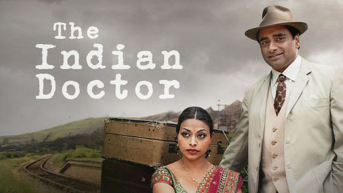 The Indian Doctor: Oh So Good Sanjeev Bhaskar Period Dramedy Now Streaming in the US