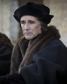 Wolf Hall Mark Rylance as Thomas Cromwell