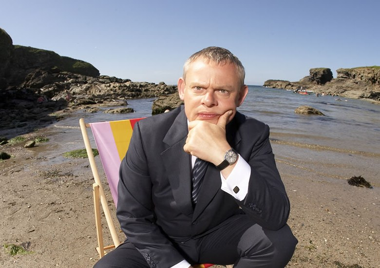 Clunatics Rejoice! Doc Martin: Series 7 in Production