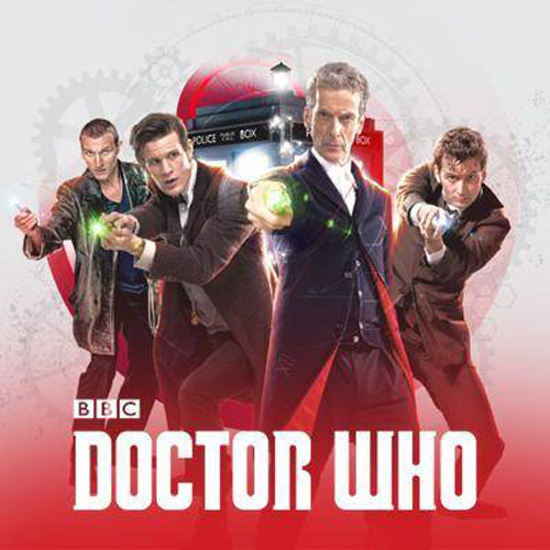 Doctor Who 10 years