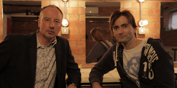 How to Get Ahead: David Tennant in Royal Courts Documentary on Public TV Stations