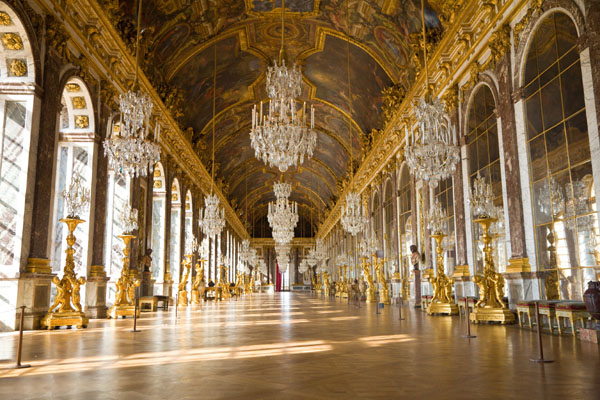 How to Get Ahead: At Versailles