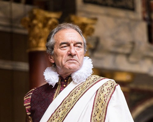 Julius Caesar: Shakespeare's Tragedy Comes to Globe On Screen