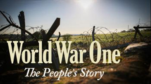 World War One The People's Story