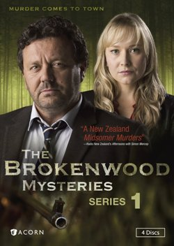 The Brokenwood Mysteries S1 DVD