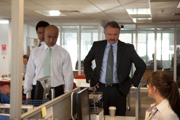 Harry - Oscar Kightley as DS Harry Anglesea Sam Neill as DSS Jim Stockton