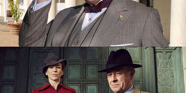 Agatha Christie's Poirot and Foyle's War