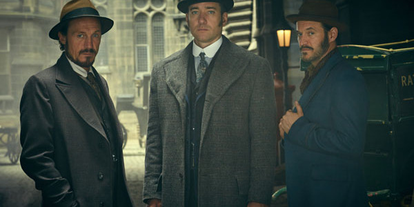 Ripper Street: Two More Series Commissioned by Amazon (Huzzah!)