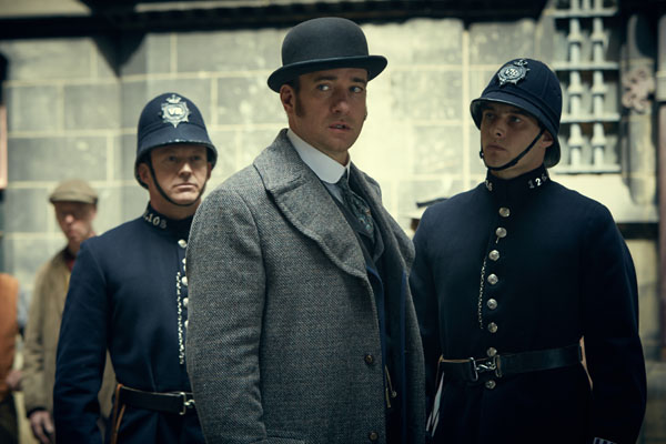 Ripper Street Series 3 Matthew Macfadyen