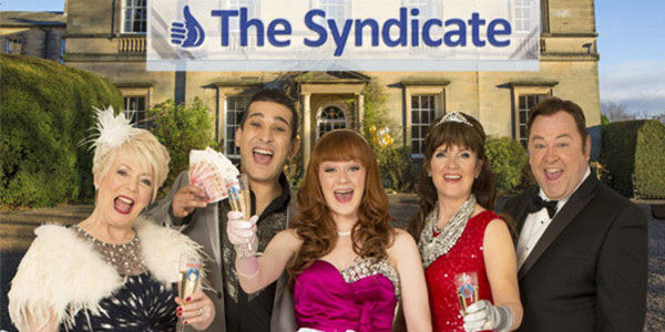 the syndicate the british tv place. Black Bedroom Furniture Sets. Home Design Ideas