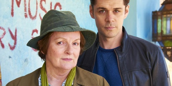 Vera: Series 5: Brenda Blethyn as DCI Vera Stanhope, Kenny Doughty as DS Aiden Healy