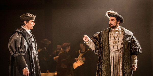 Wolf Hall: Parts One & Two: Royal Shakespeare Company Performs the Plays on Broadway