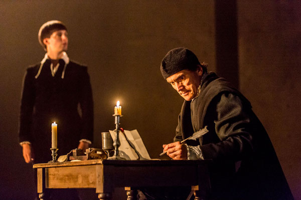 Wolf Hall Parts One & Two