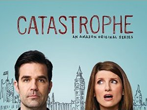 Catastrophe starring Sharon Horgan and Rob Delaney