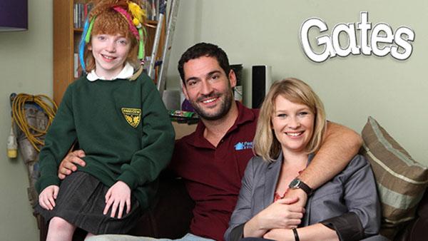 Gates - British comedy