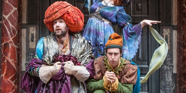 Shakespeare's The Comedy of Errors Coming to Globe On Screen in the US and UK