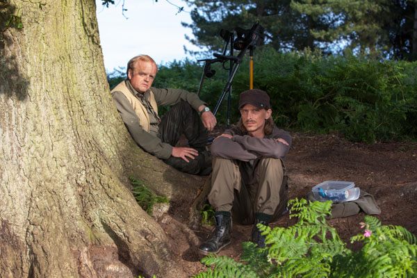 Detectorists: Toby Jones as as Lance Stater, Mackenzie Crook as Andy Stone
