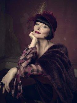 Essie Davis as Phryne Fisher