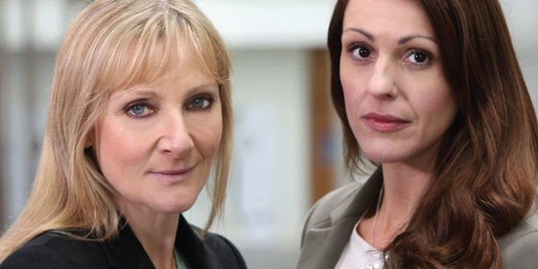 Scott & Bailey: Suranne Jones & Lesley Sharp Begin Filming New Special