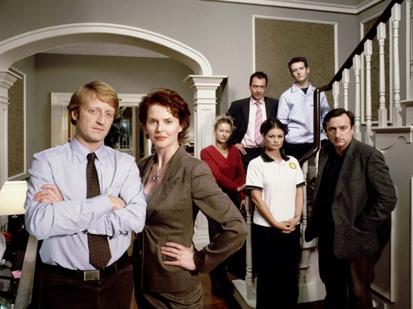 The Clinic on Acorn TV