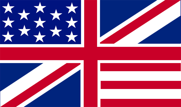 UK-US flag 1