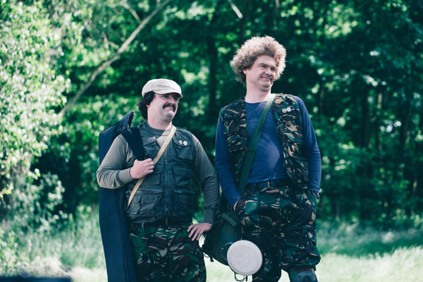 Detectorists: Series 1: Paul Casar, Simon Farnaby