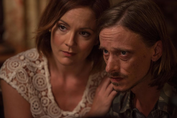 Detectorists: Series 1: Rachael Stirling, Mackenzie Crook