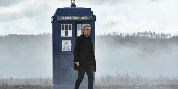 Doctor Who Season 9 - Peter Capaldi as the Doctor