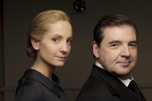 Downton Abbey Joanne Froggatt Brendan Coyle