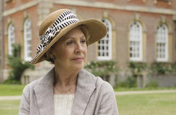Downton Abbey Penelope Wilton