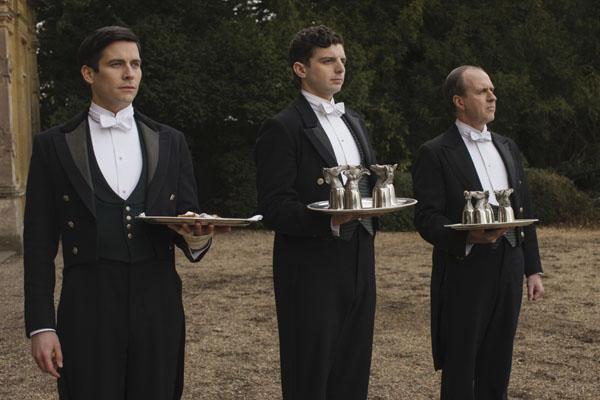 Downton Abbey Rob James-Collier Michael Fox Kevin Doyle