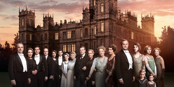 Downton Abbey: Special BAFTA Award and Tribute and Final Series Guest Star