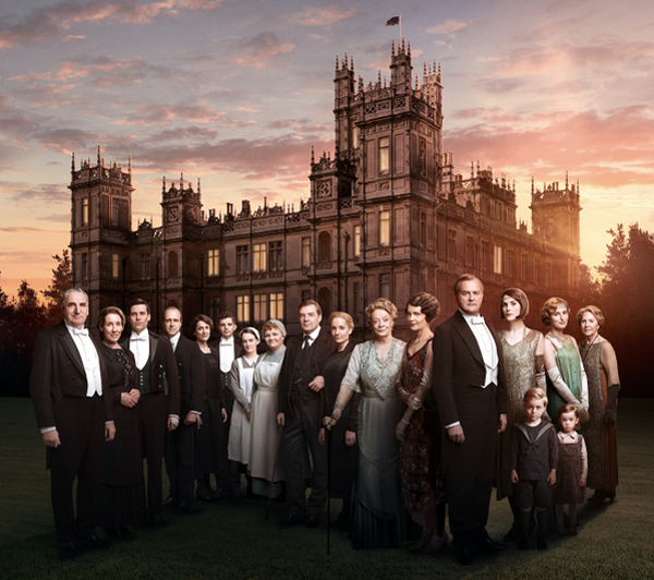 Downton Abbey Series 6