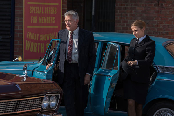 George Gently 7 Martin Shaw Lisa McGrillis