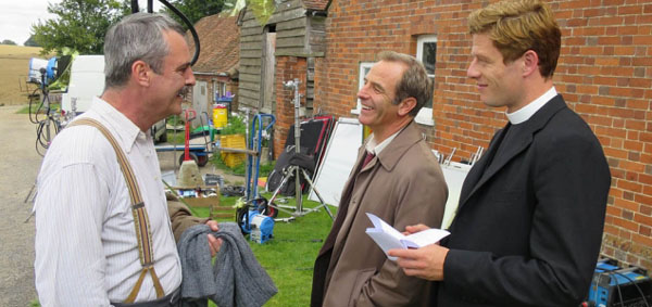 News Bits: Neil Morrissey Joins Grantchester, More Stations for Miss Fisher