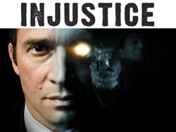 Injustice starring James Purefoy