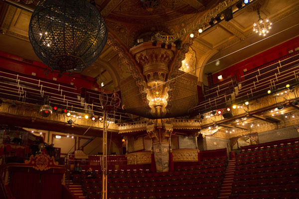 The Wonder of Britain - Our Industrial Story - Circus under Blackpool Tower
