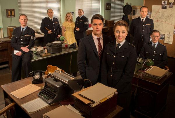 WPC 56: Series 3 Cast