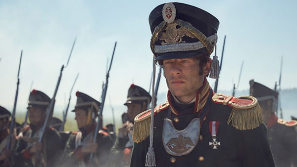 War and Peace James Norton as Andrei