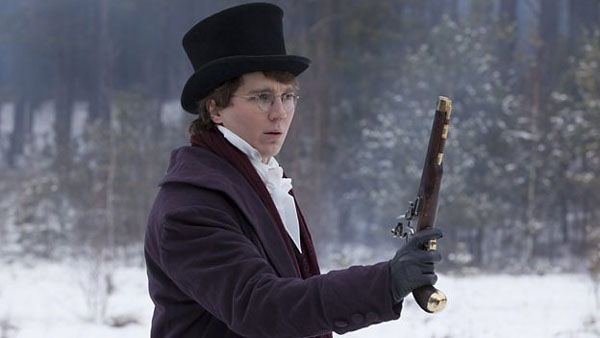 War & Peace: Paul Dano as Pierre Bezukhov