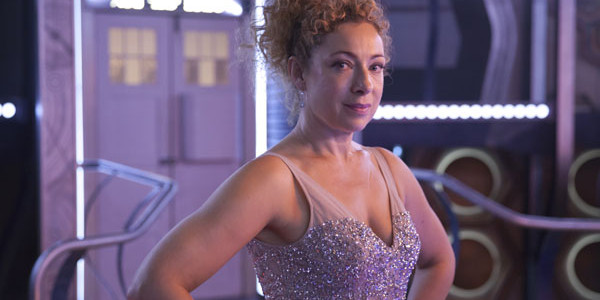 Alex Kingston Returns as River Song for Doctor Who 2015 Christmas Special