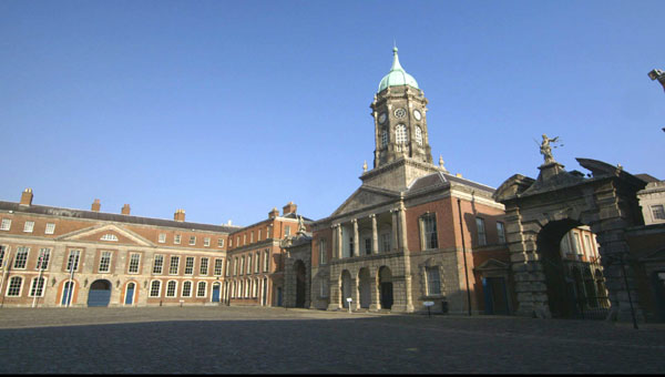 Tales of Irish Castles: Dublin Castle