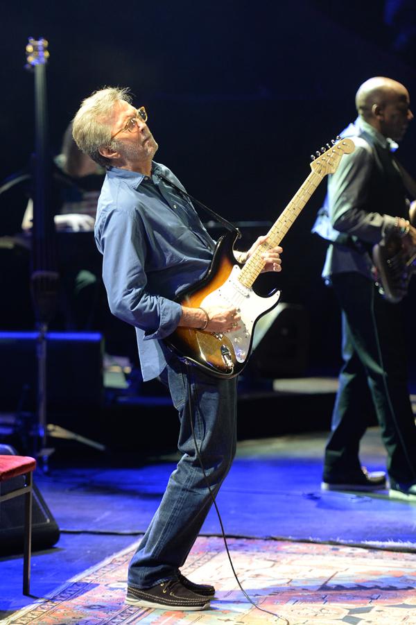 Eric Clapton: Live at the Royal Albert Hall - Slowhand at 70